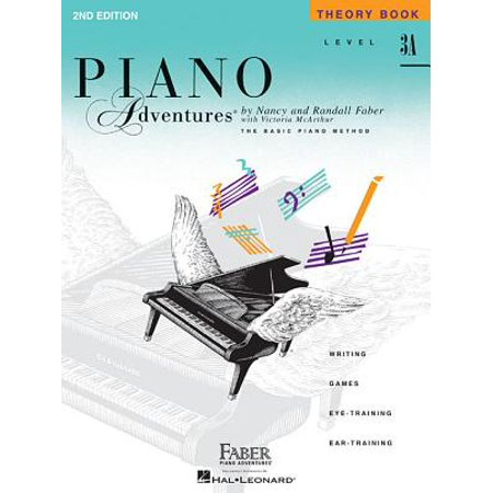 Piano Adventures, Level 3A, Theory Book