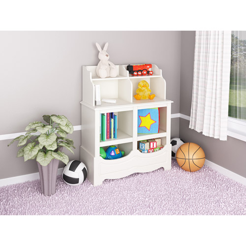 Ballard Kid's Storage Unit, White