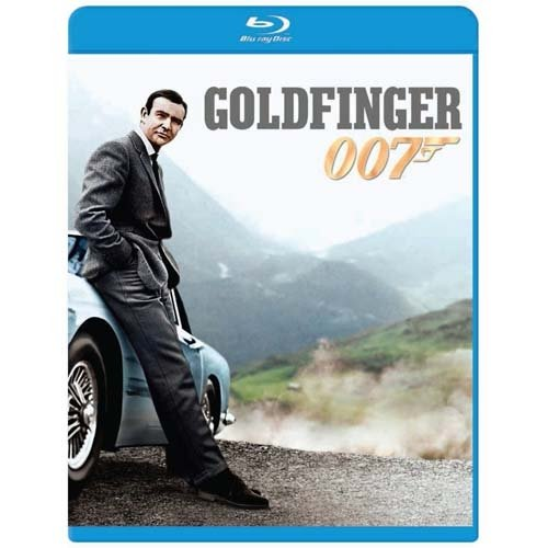 Goldfinger (Ultimate Edition) (Blu-ray) (Widescreen)