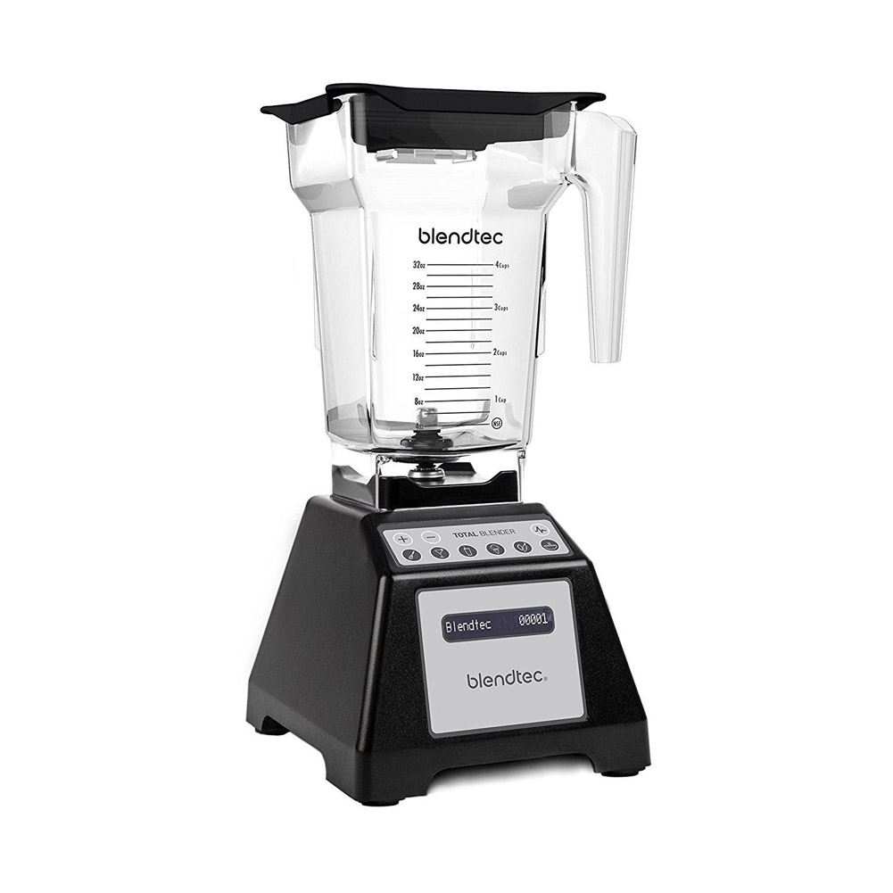 Blendtec Commercial-Quality Total Blender Classic with FourSide Jar