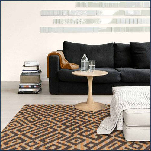 Spaces Home and Beyond Tribal Accent Rug