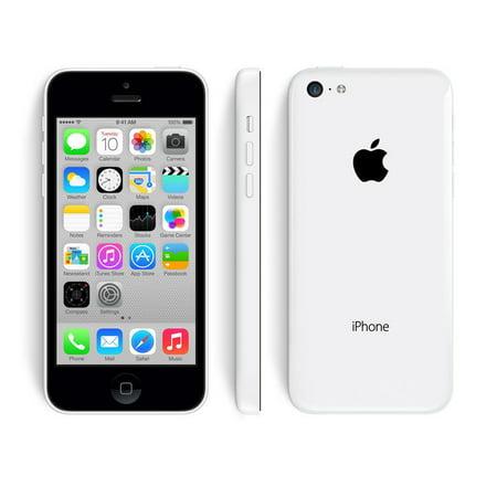 Refurbished Apple iPhone 5c 16GB, White - Unlocked GSM (I Phone 5c Soccer Quotes)