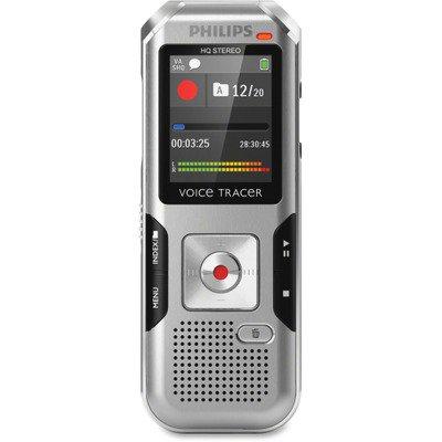 Philips Voice Tracer DVT4000 Digital Voice Recorder PSPDVT400000 by