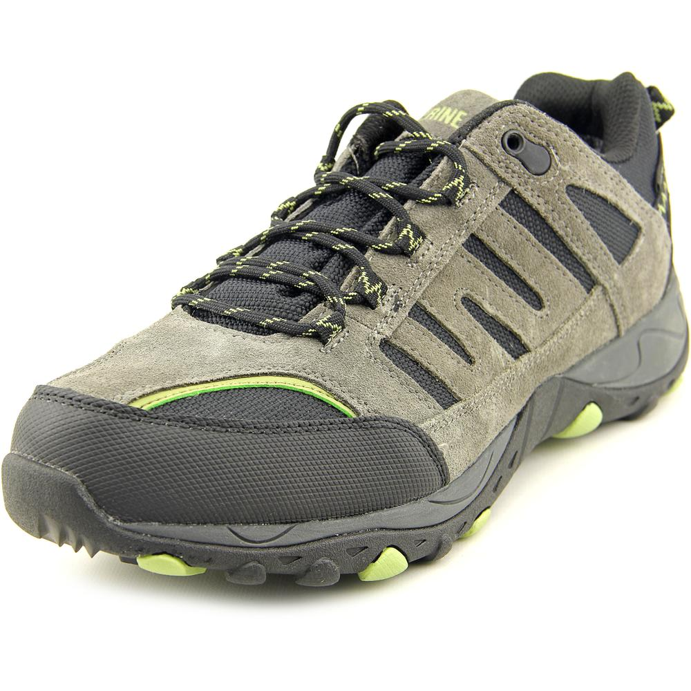 Wolverine Muir Wpf Hiker Men  Round Toe Leather  Hiking Shoe