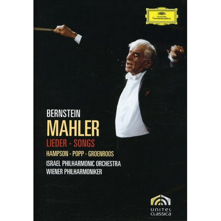 Bernstein: Mahler Lieder / Songs - Halloween Lieder Kinderparty