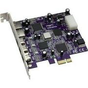 2PORT FW 400 + 3PORT USB 2.0 EXT PCIE CARD