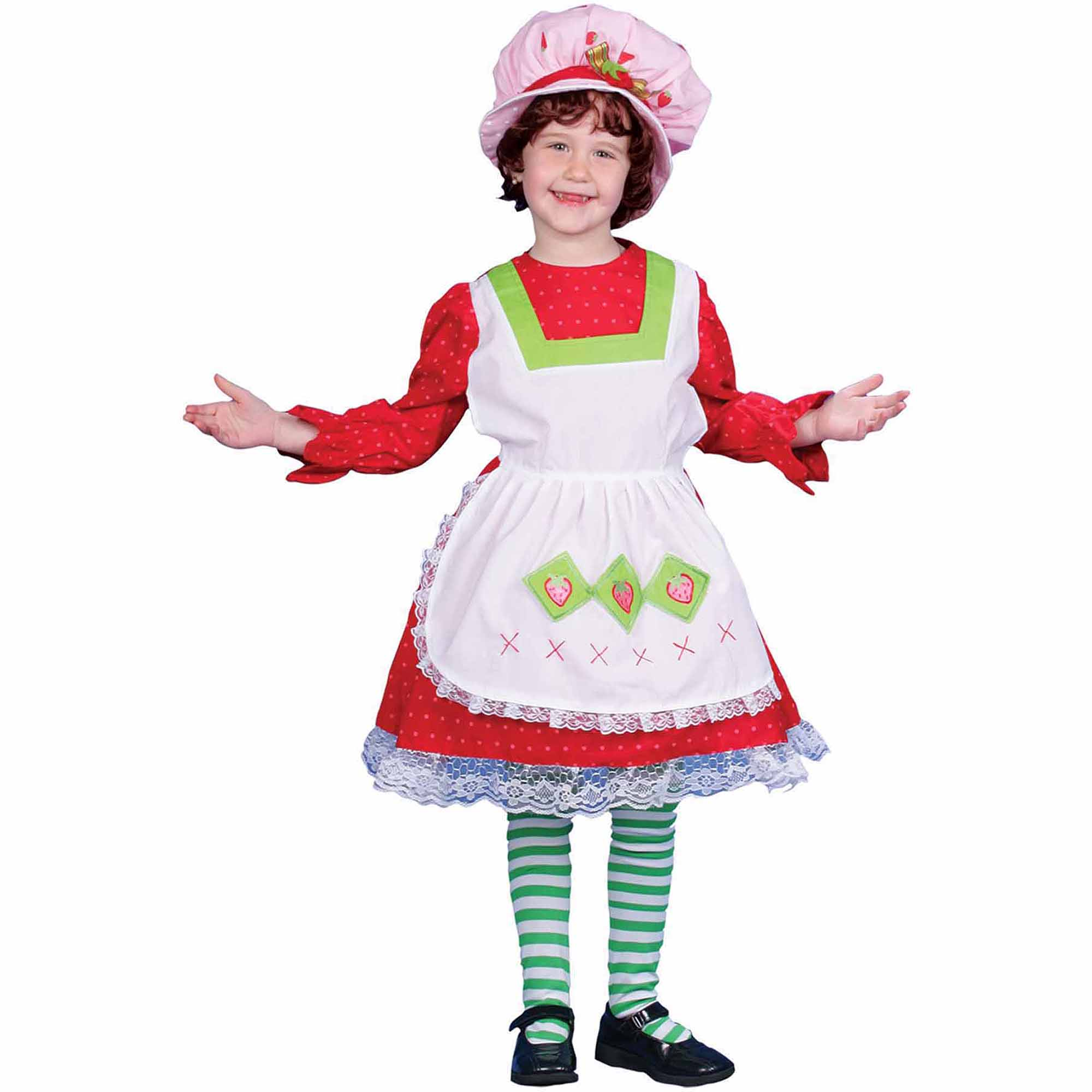 Fairy Tale Country Girl Child Halloween Costume