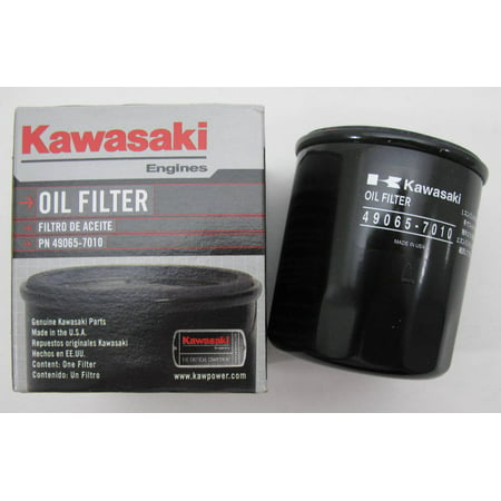 Oil Filter Kawasaki Engines FH381-721V John Deere Husqvarna Toro Mowers