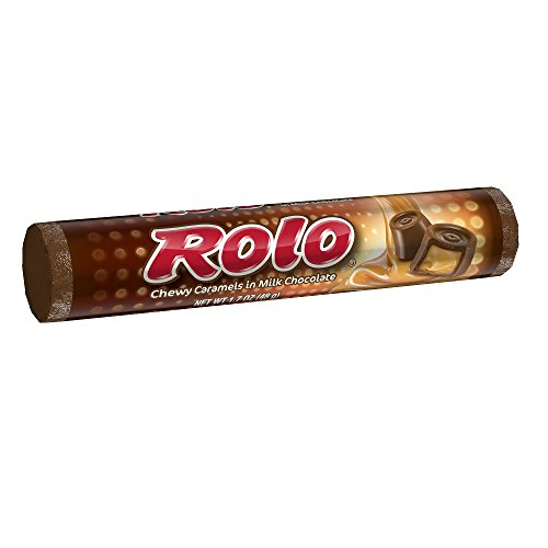 ROLO Chewy Caramels in Milk Chocolate (1.7-Ounce Packets, Pack of 36) by Rolo
