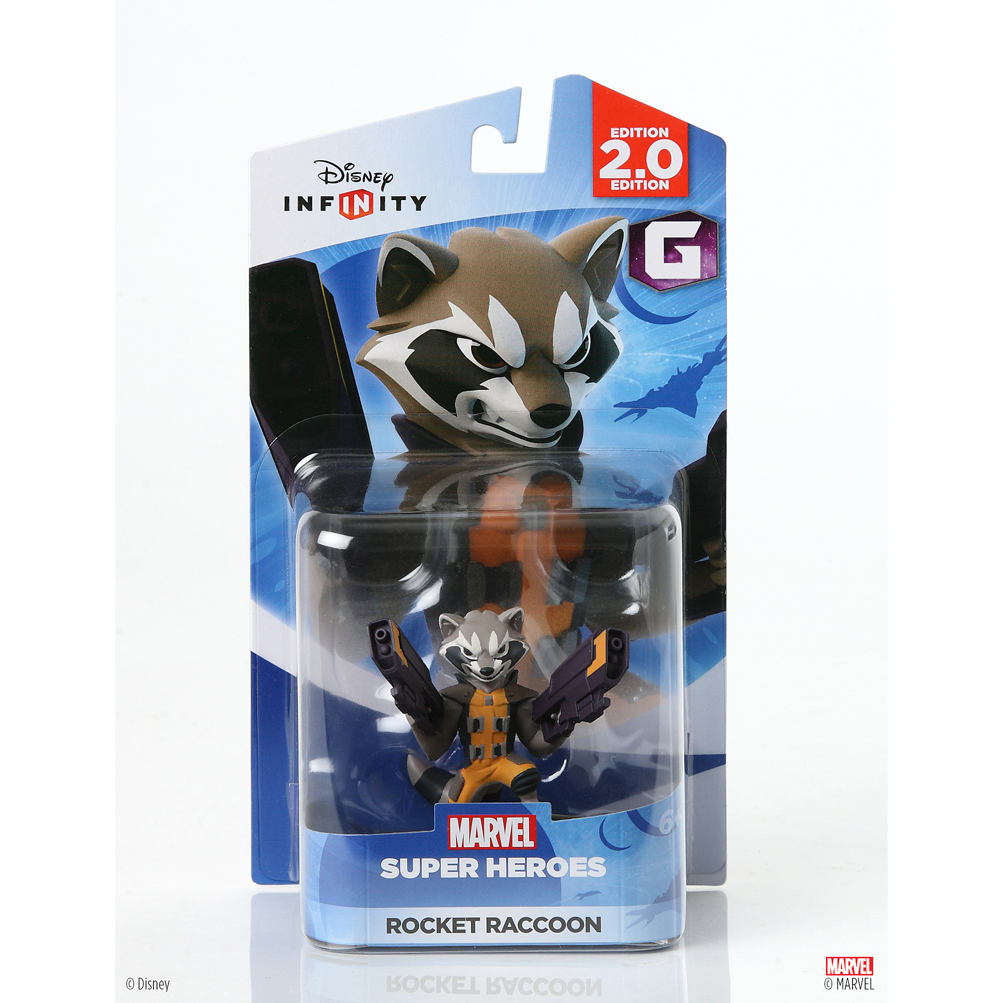 Disney Infinity: Marvel Super Heroes (2.0 Edition) Rocket Raccoon Figure (Universal)