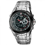 Casio Men's Twin Sensor Chronograph Thermometer Watch