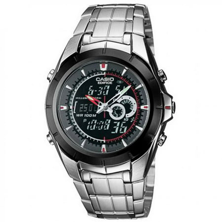 Casio Men's Twin Sensor Chronograph Thermometer