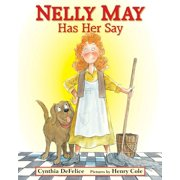 Nelly May Has Her Say - eBook