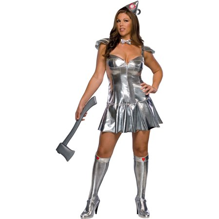Plus Size Tin Woman Costume Rubies 17513