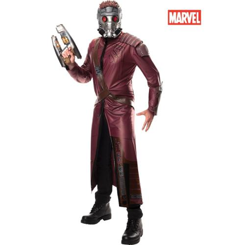 Adult Deluxe Star-Lord Costume - Size STD