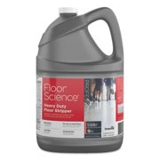 Johnson Diversey CBD540434 Floor Science Heavy Duty Floor Stripper, Liquid, 1 Gal Bottle, 4/carton