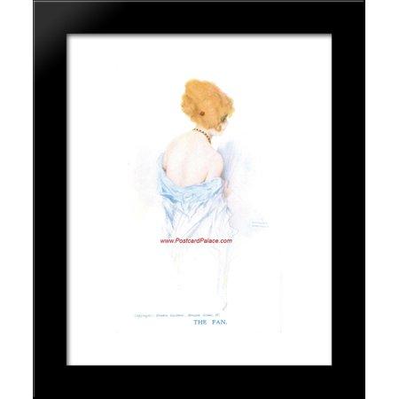Fan 20x24 Framed Art Print by Raphael (Raphael Fan)