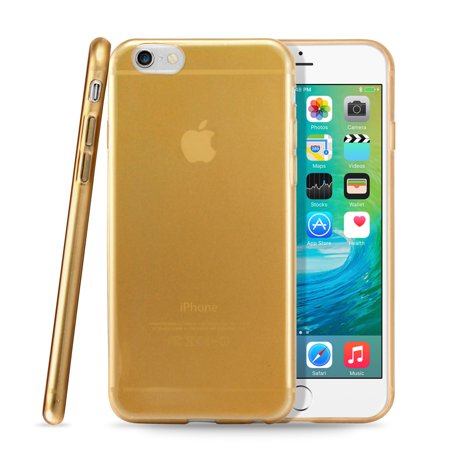 Ultra Thin Clear TPU Transparent Clear Skin Case Cover for Apple iPhone 6 / 6S