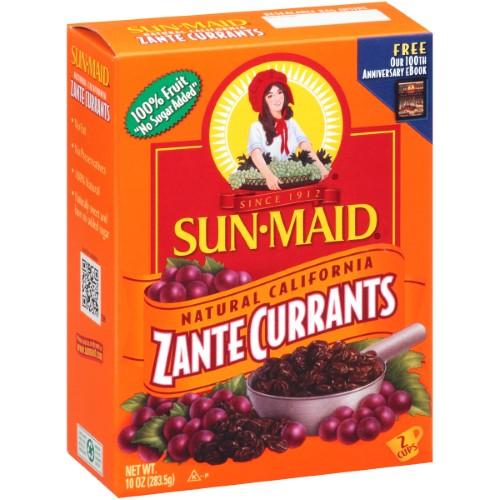 Sun-maid, Zante Currants