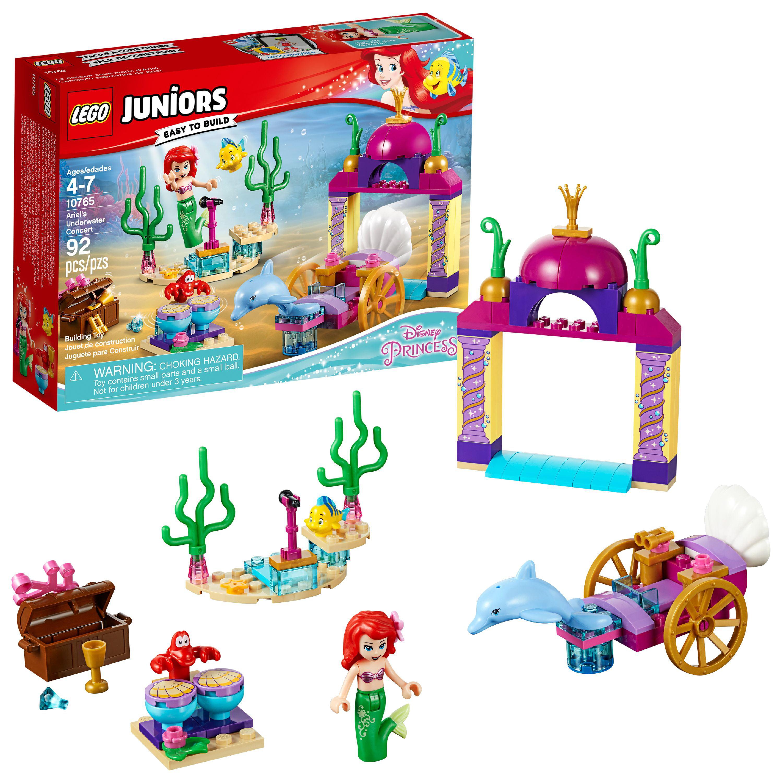 LEGO Juniors Ariel's Underwater Concert 10765 (92 Pieces)