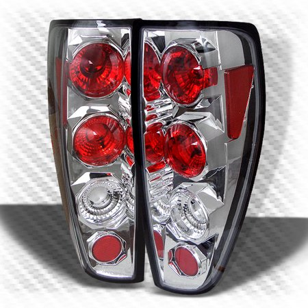 For 2004-2012 Chevy Colorado GMC Canyon Tail Lights Lamps Rear Brake  Taillight Pair L+R/2005 2006 2007 2008 2009