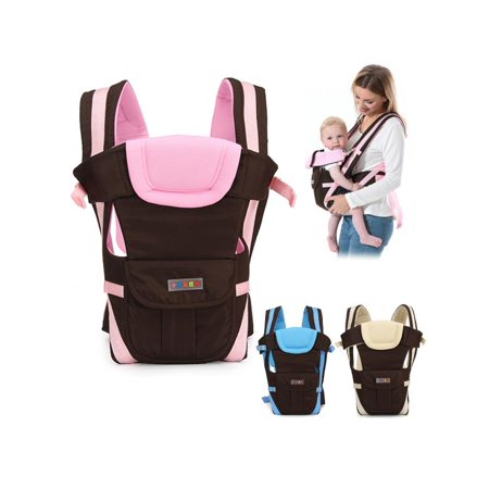 4-Positions, 360° Ergonomic All Season Baby & Child Infant Toddler Carrier Backpack Front and Back Wrap Rider Sling Soft & Breathable (Piggyback Child Carrier)