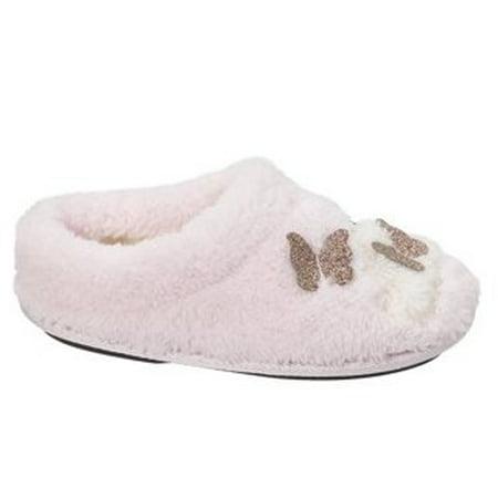 Dearfoams Girl's Whimsical Clog Slippers