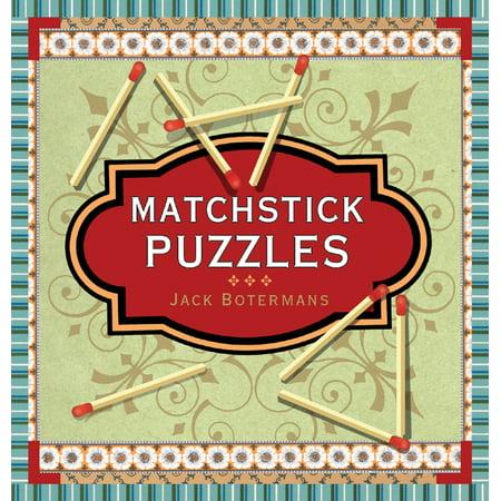 Matchstick Garden (Matchstick Puzzles)