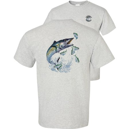 Kingfish T-Shirt Fishing and Little Fishes
