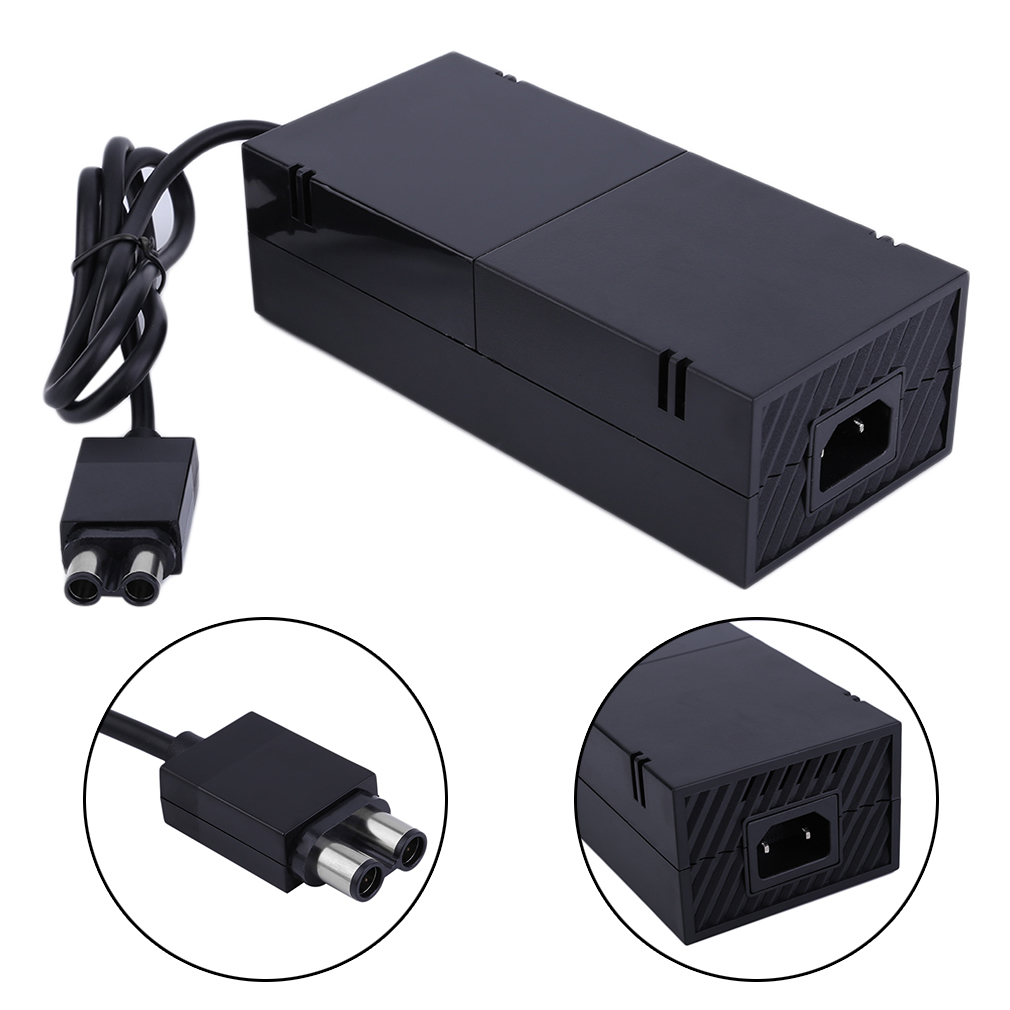 Slim AC Adapter Charger Charging Power Supply Cable Cord For Xbox One Console