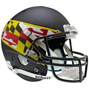 Schutt Replica Maryland Terrapins Black Flag XP Football Helmet