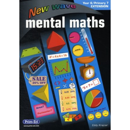 New Wave Mental Maths Year 6/Primary 7 EXTENSION (Paperback)