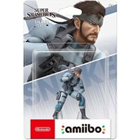 Nintendo Amiibo, Snake, Super Smash Bros. Series