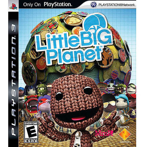 Little Big Planet (PS3) - Pre-Owned