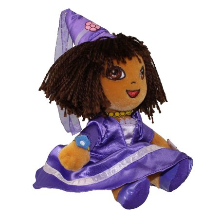 TY Beanie Baby - DORA the Explorer (Fairytale) (8.5