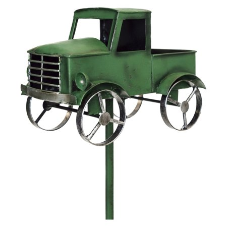 Headwind Consumer Products Green Truck Solar Stake Light
