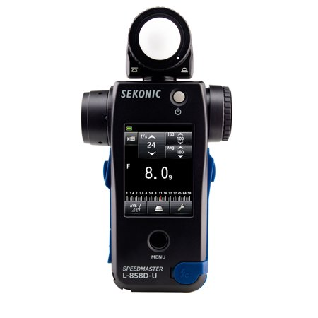 Amazon.com : Flash Meter VI : Photographic Light Meters ...