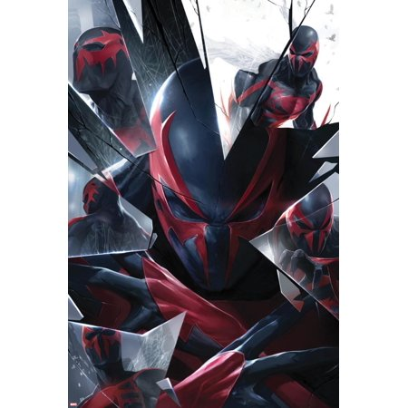 Spider-Man 2099 No. 5 Cover Print Wall Art By Francesco