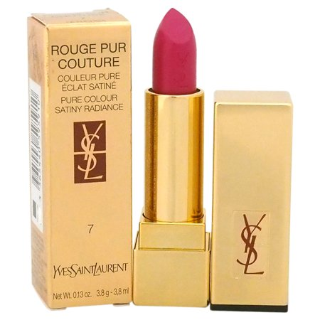 Rouge Pur Couture Pure Colour Satiny Radiance Lipstick - # 7 Le Fuchsia by Yves Saint Laurent for