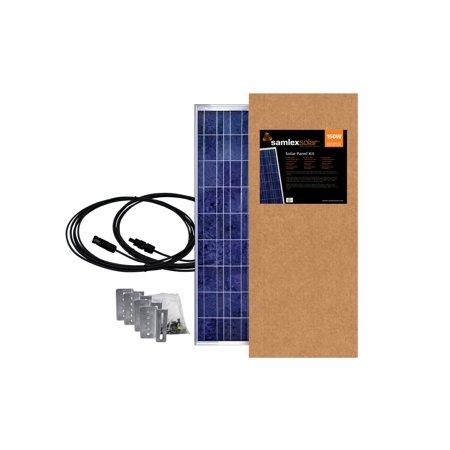 Samlex Solar SSP-150-KIT Solar Kit   - image 1 de 1