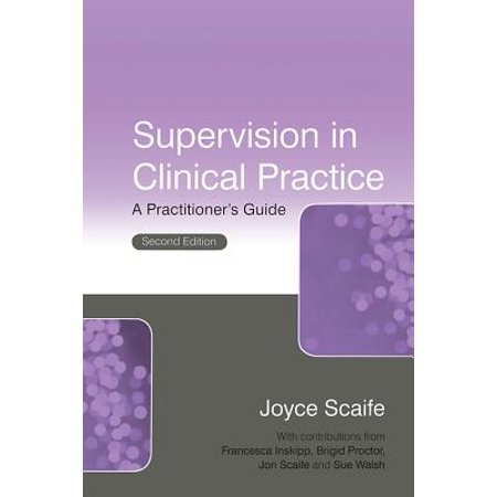 Supervision in Clinical Practice - eBook