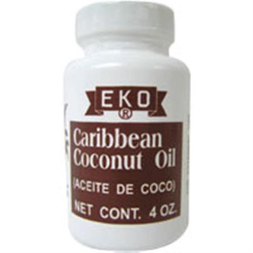 Eko Caribbean Coconut Oil - 4 Oz