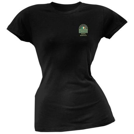 St. Patricks Day - Murphy's Irish Pub Drinkers Beer Wench Black Juniors T-Shirt - St Patrick Sayings