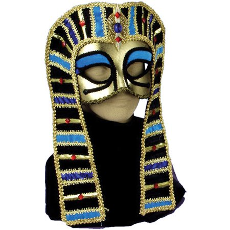 Cleopatra Mask Halloween Accessory