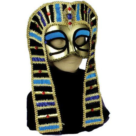 Cleopatra Mask Halloween Accessory
