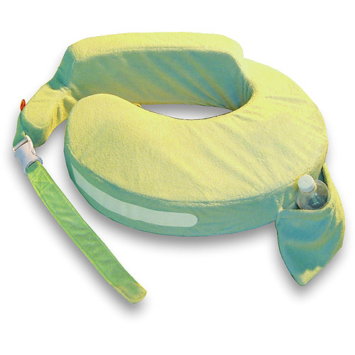My Brest Friend Deluxe Feeding and Nursing Pillow, Green