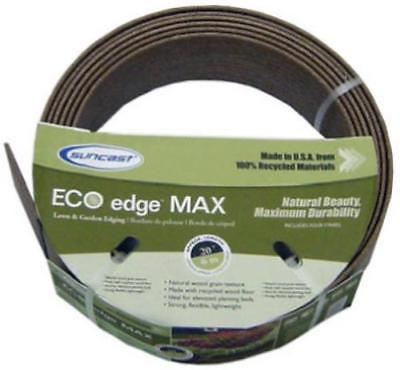 Eco Edge Max Composite Edging Natural Wood Grain Texture Only One