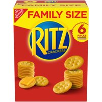RITZ Crackers, Original Flavor, 1 Family Size Box