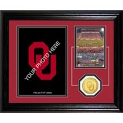 "University of Oklahoma ""Fan Memories"" Desktop Photomint"