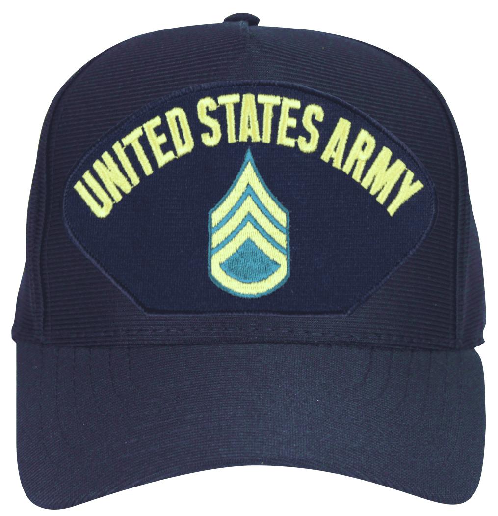Army Staff Sergeant E-6 Ball Cap